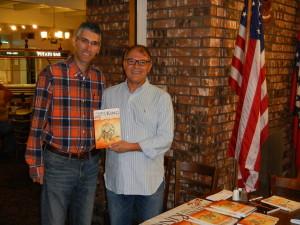 Pastor Patrick Kimberland with Dwayne