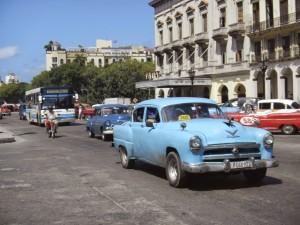 Taxis in Havana