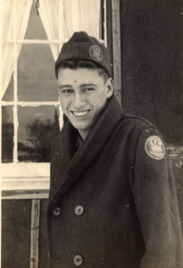 Dad served in the CCC in North Dakota two years preceding WW II